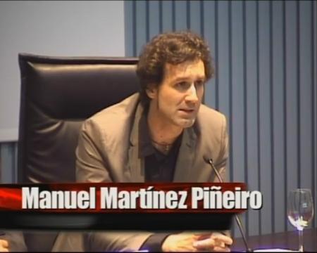 Manuel Martínez Piñeiro. Universidad de Vigo - Xornada técnica: As microalgas como fonte sostible de produción de biocombustibles e de tratamento de residuos hídricos: o proxecto ENERBIOALGAE